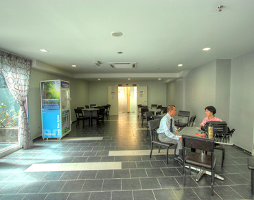 Student Leisure Lounge
